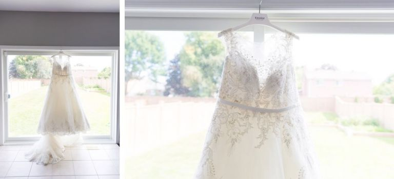 Kleinfield wedding dress