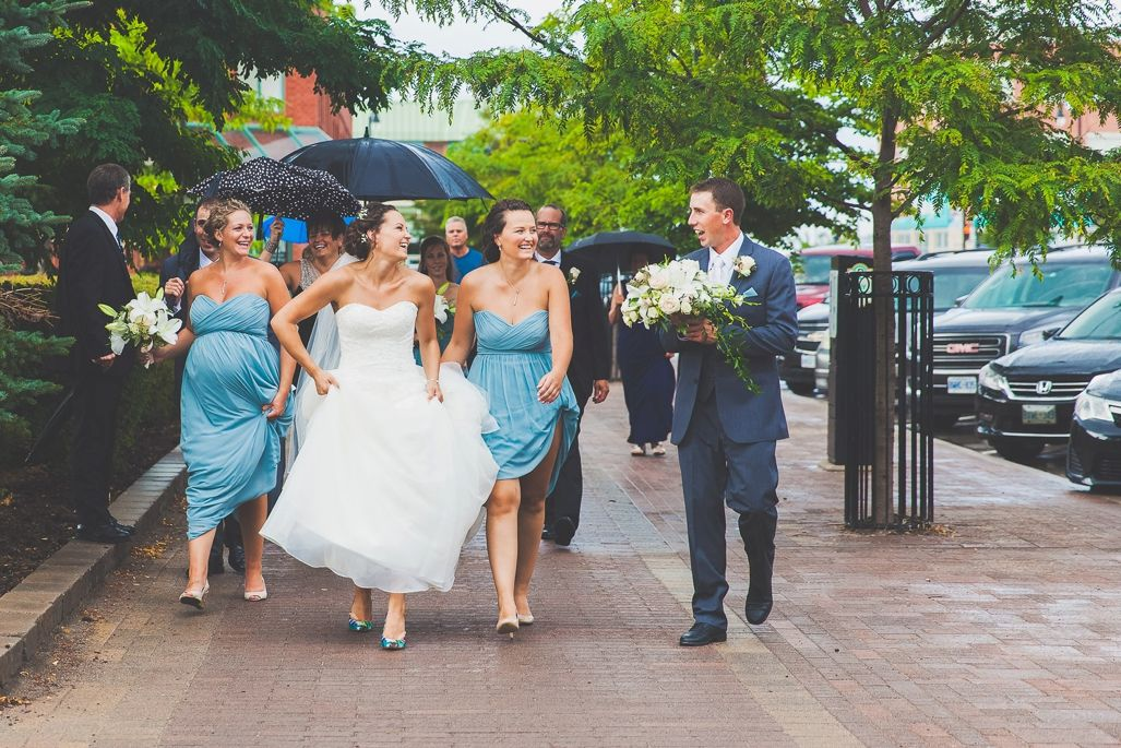 Beautiful wedding photography in Meaford